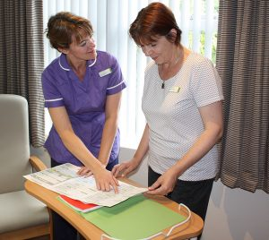 Hospital director praises 'emotional leaders'