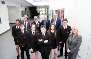 DCCI welcomes St Aldhelm's Academy to Young Chamber