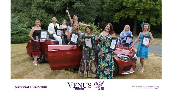 Venus Awards 2018 National Final - The Results Are Out