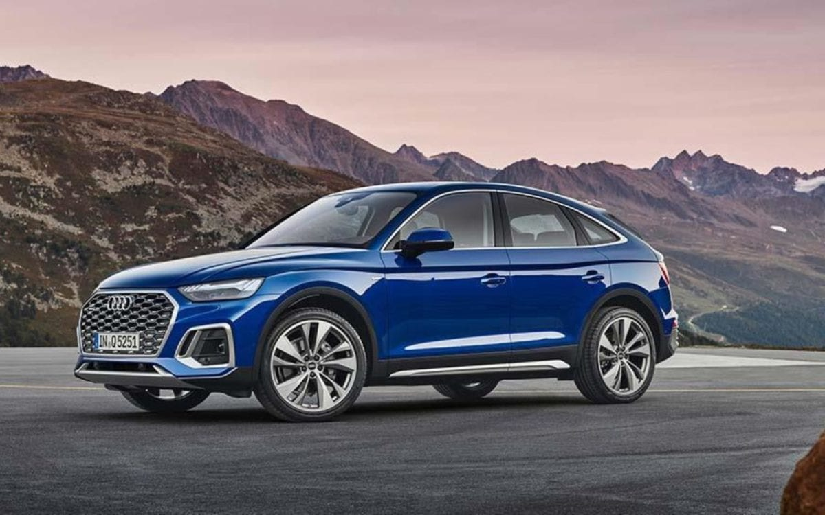 All-new Audi Q5 Sportback: aesthetic appeal of a coupé and ...